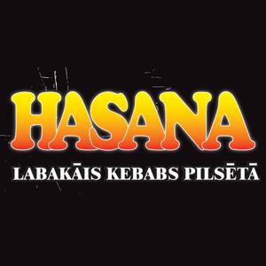 Iebildums pret preču zīmes HASANA KEBABS (fig.) reģistrāciju