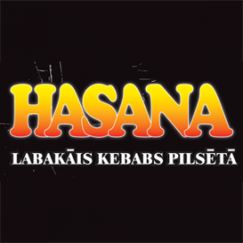 Opposition to the registration of the trademark HASANA KEBABS (fig.)